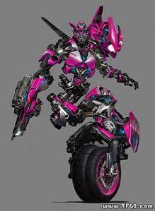 Autobot arcee